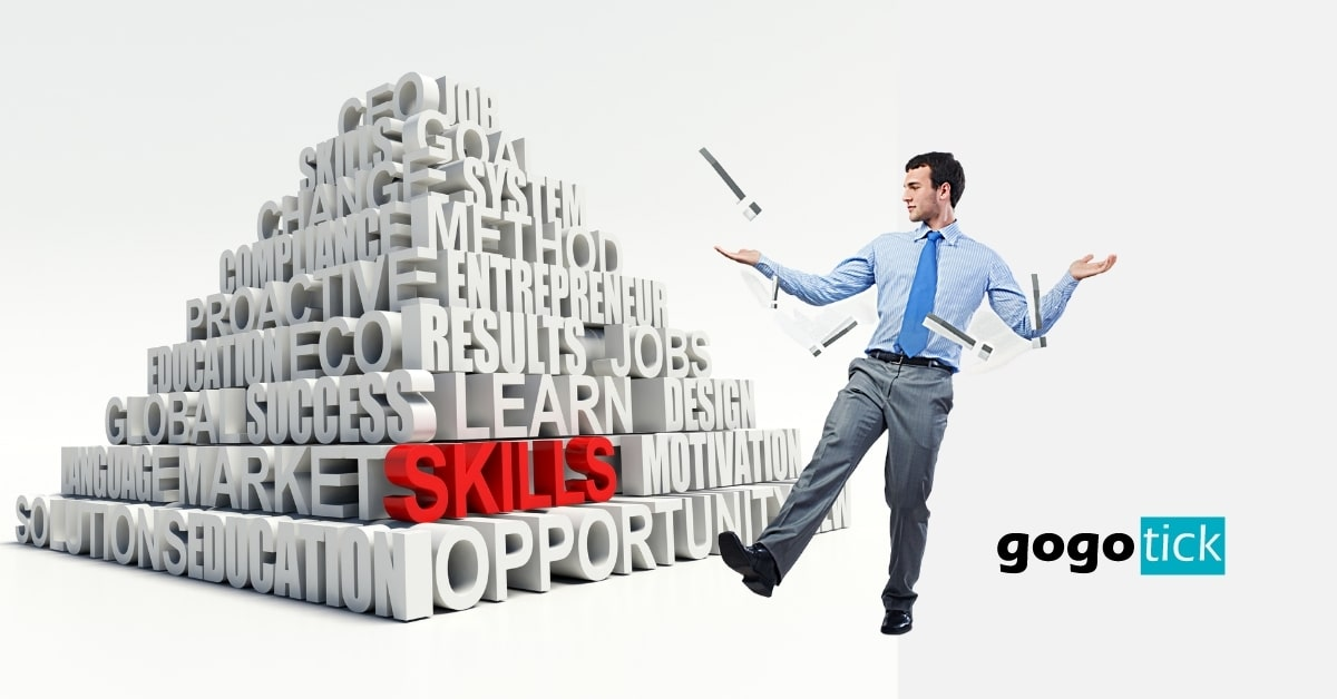 habilidades que necesita un organizador de eventos y cómo desarrollarlas